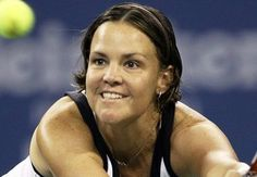 At just 36 years old, Lindsay Davenport seems to have it all. In addition to an Olympic gold medal and three Grand Slam titles, the former world No. 1 is a mother of three and a successful tennis commentator. Click to read our interview with Davenport.