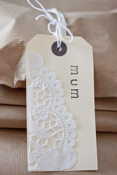Handmade gift card ideas
