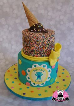 Candy-O!  - Cake by Cakes ROCK!!!