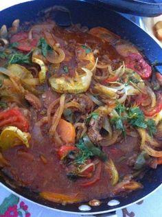 Cozinha do Amor: Alcatra de Panela com Legumes