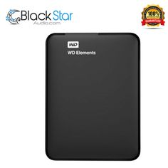 WD 4TB Elements Portable External Hard Drive - USB 3.0, for PC, Xbox One and Pla #Western