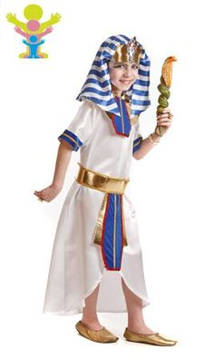 Disfraz de Egipcio Luxor para niño