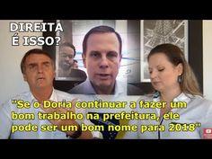 """JOICE E BOLSONARO SÃO """"A DIREITA CANHOTA"""""""