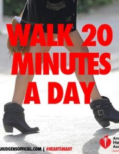 It's officially American Heart Month! I created a special walking playlist to help kick it off!!   #HeartSmart