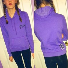 pink VS hoodie great quality, super warm PINK Victoria's Secret Other
