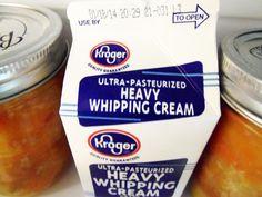 Here's How to Freeze Heavy Cream