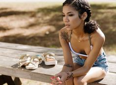 Jhené Aiko - Teva® | Fashionable Sandals, Flip Flops, Boots, & Casual Shoes