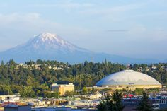 Tacoma has the best views of Mt Rainier!   Downtown Tacoma Neighborhood Guide - Windermere Professional Partners