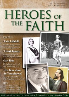 Heroes of the Faith  Magazine - Buy, Subscribe, Download and Read Heroes of the Faith on your iPad, iPhone, iPod Touch, Android and on the web only through Magzter