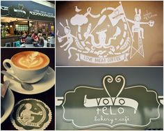I love Vovo Telo. I loved Vovo Telo when I lived in Johannesburg, and I love Vovo Telo now that they have opened in Umhlanga.Their coffee is a superb blend by Famous Brands, and is just so creamy a… Where The Heart Is, Decorative Plates, Sweet Stuff, Tableware, Cake, Beach, Dinnerware, Pie, Dishes