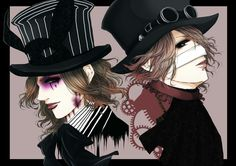 The Gazette, Visual Kei, Music Stuff, I Fall In Love, Music Bands, Fanart, Kawaii, Singer, Rock