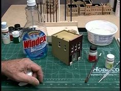 ▶ Constructing DPM Kits - Model Scenery | Woodland Scenics - YouTube