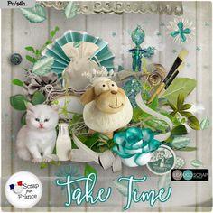 Take Time (PU) par LeaUgoScrap