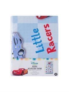 Disney Pixar'dan Arabalar Nevresim Takımı -7Y8036Z1-F9C