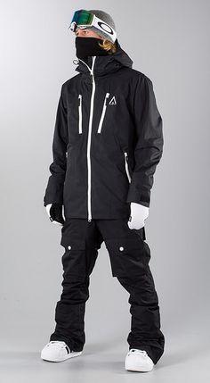 WearColour Frame Men/'s Ski//Snowboard Jacket 2019