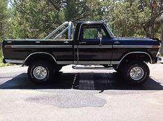 1979 Ford F150 Ranger For Sale Bend, Oregon