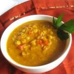 Toor Dal Soup with Sweet Potato, Dried ...
