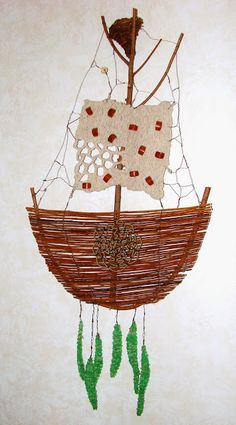 Visual Sailing: Inka Artist Eija Suneli Wicker Baskets, Sailing, Artist, Blog, Home Decor, Candle, Decoration Home, Room Decor, Artists