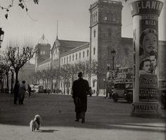 Placa Universitat.1952 (Catala Roca)