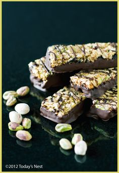 Health bar, Nutritious snacks and Oat bars on Pinterest