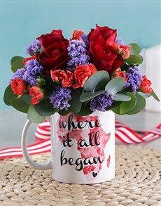 flowers: Where it al