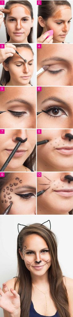 10 idee make-up per Halloween (a costo zero) -cosmopolitan.it