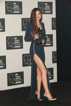 Selena Gomez; I love this dress!! And those shoes....I died.