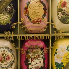 French Soap, Decorative Soaps, Soap Shop, Luxury Soap, Perfume, Soap Boxes, Soap Packaging, Portugal, Wraps