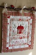 """Weekendquilt """"Home is the happiest place"""""""