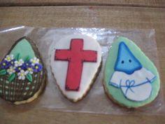 galletas para la Semana Mayor
