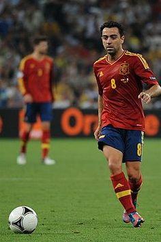 Soccer Fifa, Soccer Guys, Football Players, Xavi Hernandez, Camp Nou, Fc Barcelona, La Champions League, Euro 2012, Major League Soccer