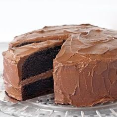 Cooking Great, Eating Well: Devil's Food Cake Cockaigne from Joy of Cooking
