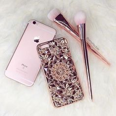 iPhone 6s Rose Gold #apple #iPhone #pink #rosegold #phone #
