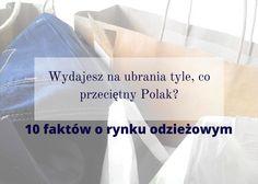 Kocham Szycie  10 faktów o rynku odzieżowym #zakupy #ubrania #secondhand #odzież #szycie #moda