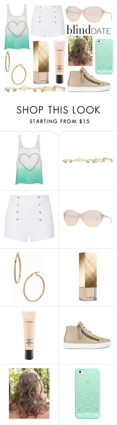 """""""Valentines date!!!HAPPY VALENTINES DAY GUYS X"""" by hailey-smith-13 ❤ liked on Polyvore featuring Kendra Scott, Pierre Balmain, Burberry, Bony Levy, MAC Cosmetics, HUGO, Casetify, women's clothing, women and female"""