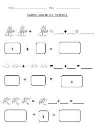 Addition With Pictures: Dinosaur Kindergarten Addition Worksheets, Addition And Subtraction Worksheets, Kindergarten Prep, Math For Kids, Fun Math, Math Stations, Math Centers, First Grade Homework, Transitional Kindergarten