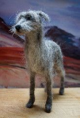 Needle Felted-animals-2014269 (Photographic View Scotland) Tags: dogs wool birds animals felted artist sheep felting craft needle fox hares breeds