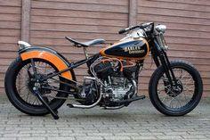 harley davidson | 1948 Harley Davidson WL45 Classic Motorcycle Pictures #harleydavidsonbobbersoldschool #harleydavidsonshovelhead