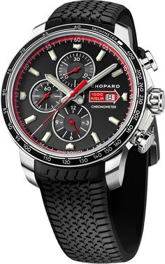 Les montres Chopard Collection Mille Miglia GTS Automatic, Power Control et Chrono – Racing in style – Men's Watches from Top Brands Dream Watches, Sport Watches, Cool Watches, Mens Designer Watches, Luxury Watches For Men, Fleurier, Herren Chronograph, Breitling Watches, Skeleton Watches