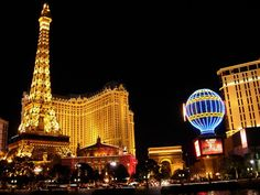 cool Las Vegas Nights Background Picture