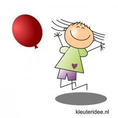Gymles met ballonnen 1