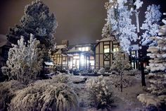 Winter at the Mansion. Photo: This Modern Life Location: Boettcher Mansion