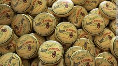 Tiny tins of pastilles are among the range of traditional remedies available in the apothecary.
