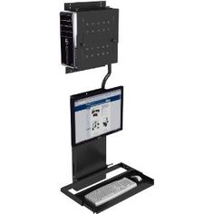 12 Best Wall Mounted Computers Images Computer Workstation