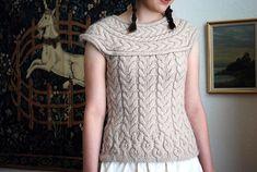 Ravelry: snake-a-licious sweater pattern by tiny owl knits