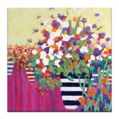 Florist Haven Canvas