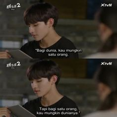 Quotes Rindu, Quotes Lucu, Text Quotes, Film Quotes, Mood Quotes, Qoutes, Korea Quotes, Quotes Drama Korea, Korean Drama Quotes