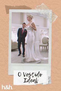"""Amy, que faz parte do elenco de um show em Nova Iorque, procura por um vestido para seu matrimônio em Beverly Hills. Venha ver esse vestido de noiva em """"O Vestido Ideal"""". Clique no link! 👰🏽💐🤍 #OVestidoIdeal #SayYesToTheDress #Casamento #VestidoDeNoiva #Noiva Show, Dream Dress, Formal Dresses, Wedding Dresses, Beverly Hills, Raven, Discovery, Mascara, Ideias Fashion"""