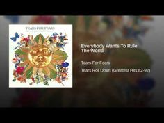 Everybody Wants To Rule The World - YouTube