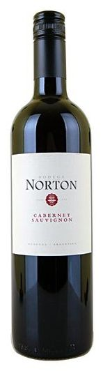 In stock - 7,71 € 2010 Norton Young Varietal Cabernet Sauvignon, red dry , Argentine - 84pt Colour of this wine is bold ruby with light red rim. In aroma is intense with dominance of dark fruit in combination with vanilla and matured tanstuffs. In taste is full body with robust structure and bolder tanstuffs. Unique taste of blackcurrants and rose-apples is enriched by undertone of cedar wood. Aftertate is pleasantly fruity.